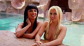 Anissa Kate & Jessie Volt are a pair..