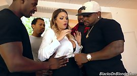 Smacking jot milf Brooklyn Inquire is..