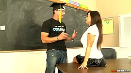 Juggy female Lisa Ann is messed up by..