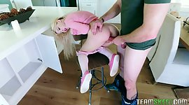 Wicked callow Kenzie Reeves earns in..