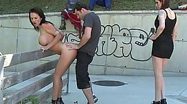 Franceska Jaimes is Publicly Caned and..