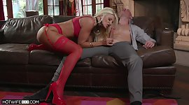 Experienced cougar Brittany Andrews is..